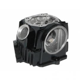 Cylinder head - 90cc - LIFAN - BLACK