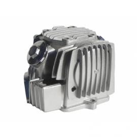 Complete cylinder head - 90cc - BLACK