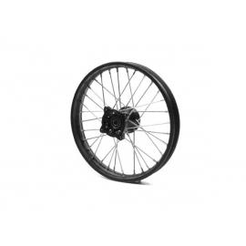 """14"""" front wheel rim - 15mm - Aluminium"""
