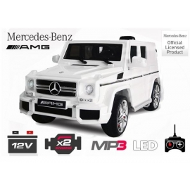 Mercedes G63 Electric Child 2x35W