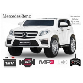Mercedes GL 63 Electric Child 2x35W