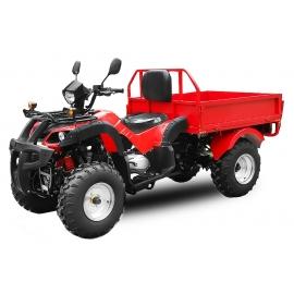Dumper 200cc Quad Agricole Cardan