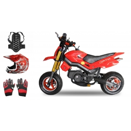 Dirt Bike Sport + pack protections