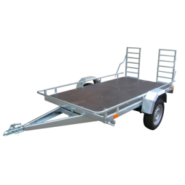 Trailer carries everything 750kg