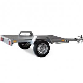 Flatbed trailer Sorel 500 kg
