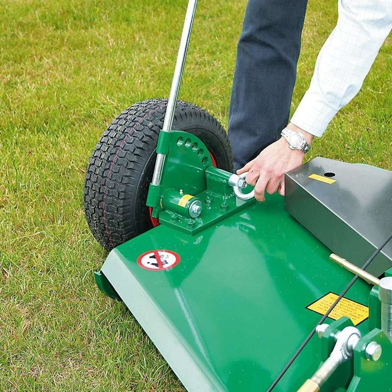 Rotary Mower 1 80 m 13 5 HP for ATV and SSV agricultural devices