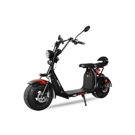 cruzer 1500w 60v lithium electric scooter city