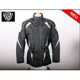 Mid-long motorcycle jacket