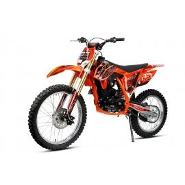 """Tornado 250cc 21""""-18"""" Dirt Bike adulte"""