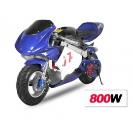 Pocket Bike PS77 electric 800W