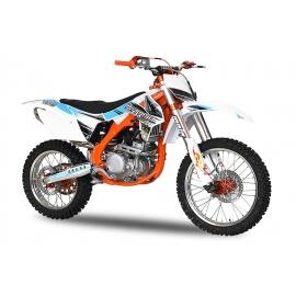 "Ultimate 250cc 21""-18"""