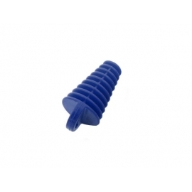 Silencer cap - Blue