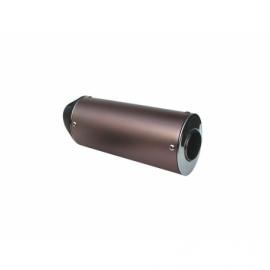 Exhaust silencer - 38mm