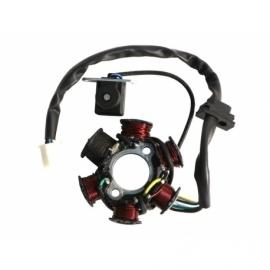 Stator - Ignition Plate - 6 Coils - Starter