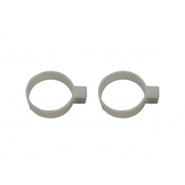 Fork protection rings