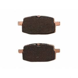 Rear brake pads - Model 2 - Semi-metal