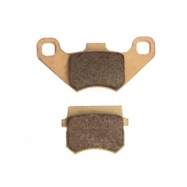 Front brake pads - Model 1 - Semi-metal