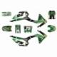 GUNSHOT 2015 Decorating Kit - Type CRF110 - Green