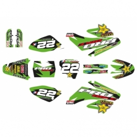 Decoration kit PROBIKE - Type CRF70