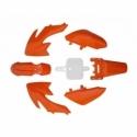 Plastic kit - Type CRF50 - Orange