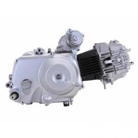 125cc engine - 3 speeds semi-auto - Reverse gear