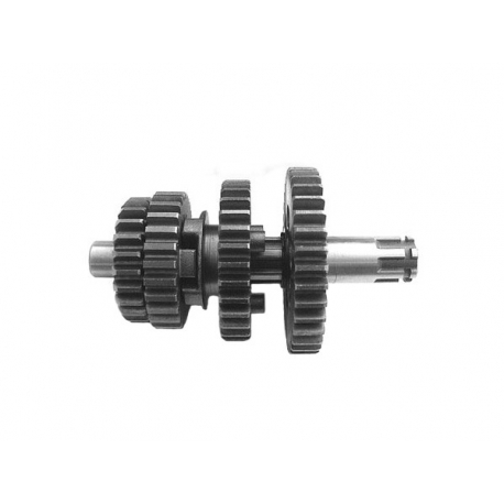 Secondary Gearbox Shaft 1417 - 116mm