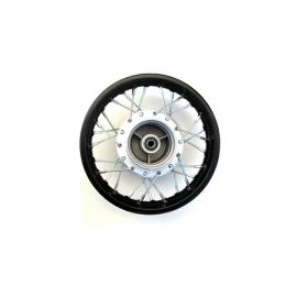 """10"""" front wheel rim - 12mm - Steel - Drum"""