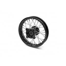 """12"""" front wheel rim - 15mm - Steel"""