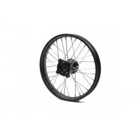 """14"""" front wheel rim - 12mm - Aluminium"""
