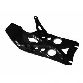 Steel clog - Black