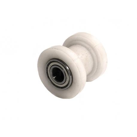 Teflon chain wheel - 10 or 22mm